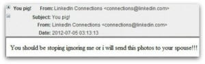 Malicious email