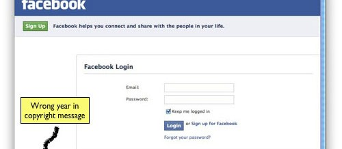 How to Report Phishing to Facebook