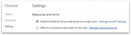 Saving Your Passwords In Your Browser?  Bad Idea!