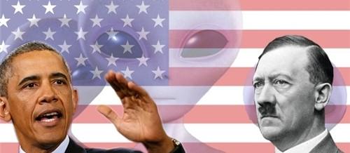 Sunday Funnies:  Iran's FARS News Agency Says USA Run by Space Aliens