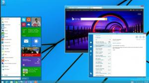start menu windows 81