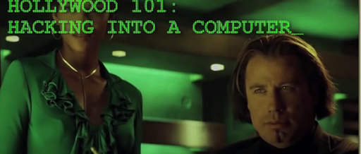 Sunday Funnies: Hollywood Teaches Us Hacking