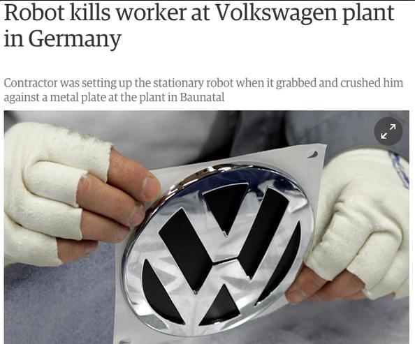 VW-robot