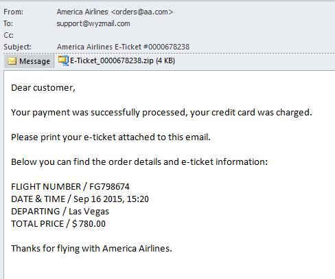 AA-phish-email