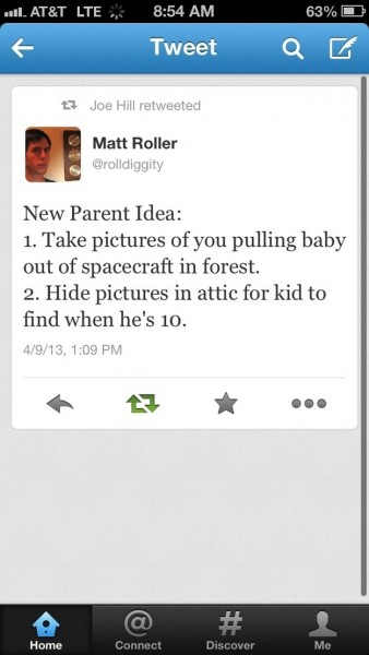 parent ideas