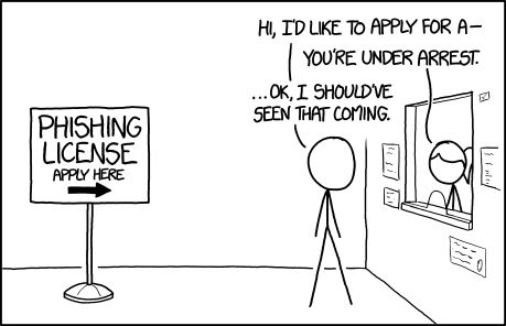 phishing-license